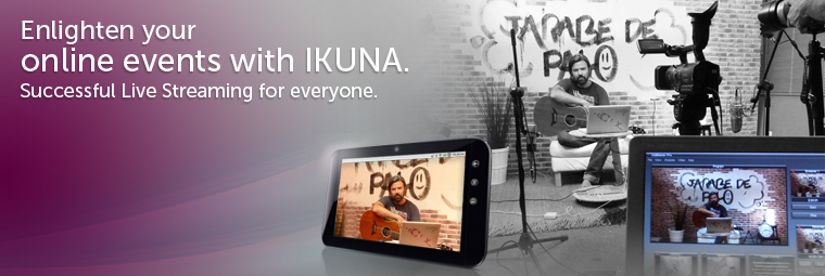 ikuna-video-streaming-live-events