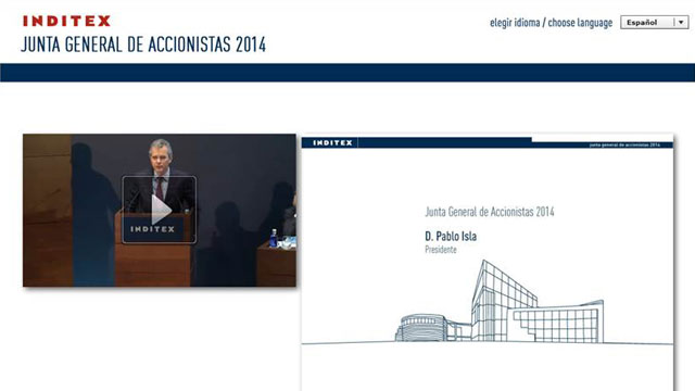 INDITEX–Junta-General-de-Accionistas-2014