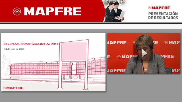 MAPFRE–Resultados-Primer-Semestre-2014